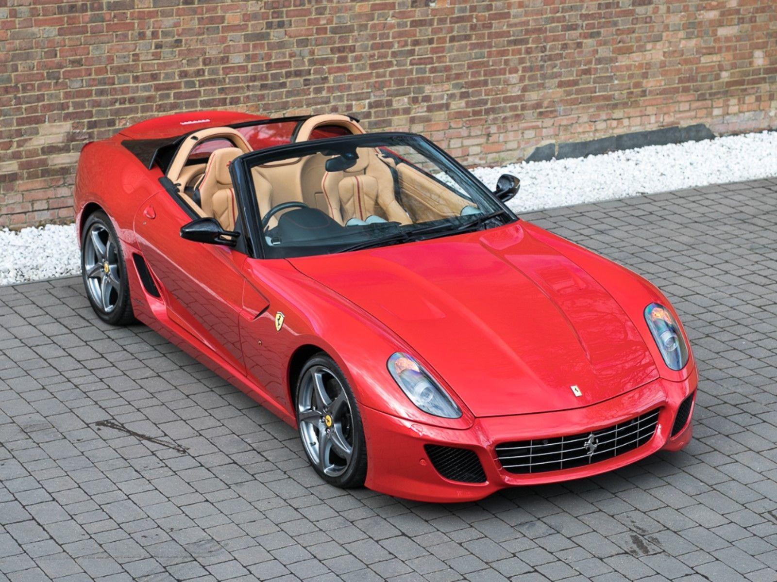 Ferrari 599 Sa Aperta Luxury Pulse Cars United Kingdom For Sale On Luxurypulse