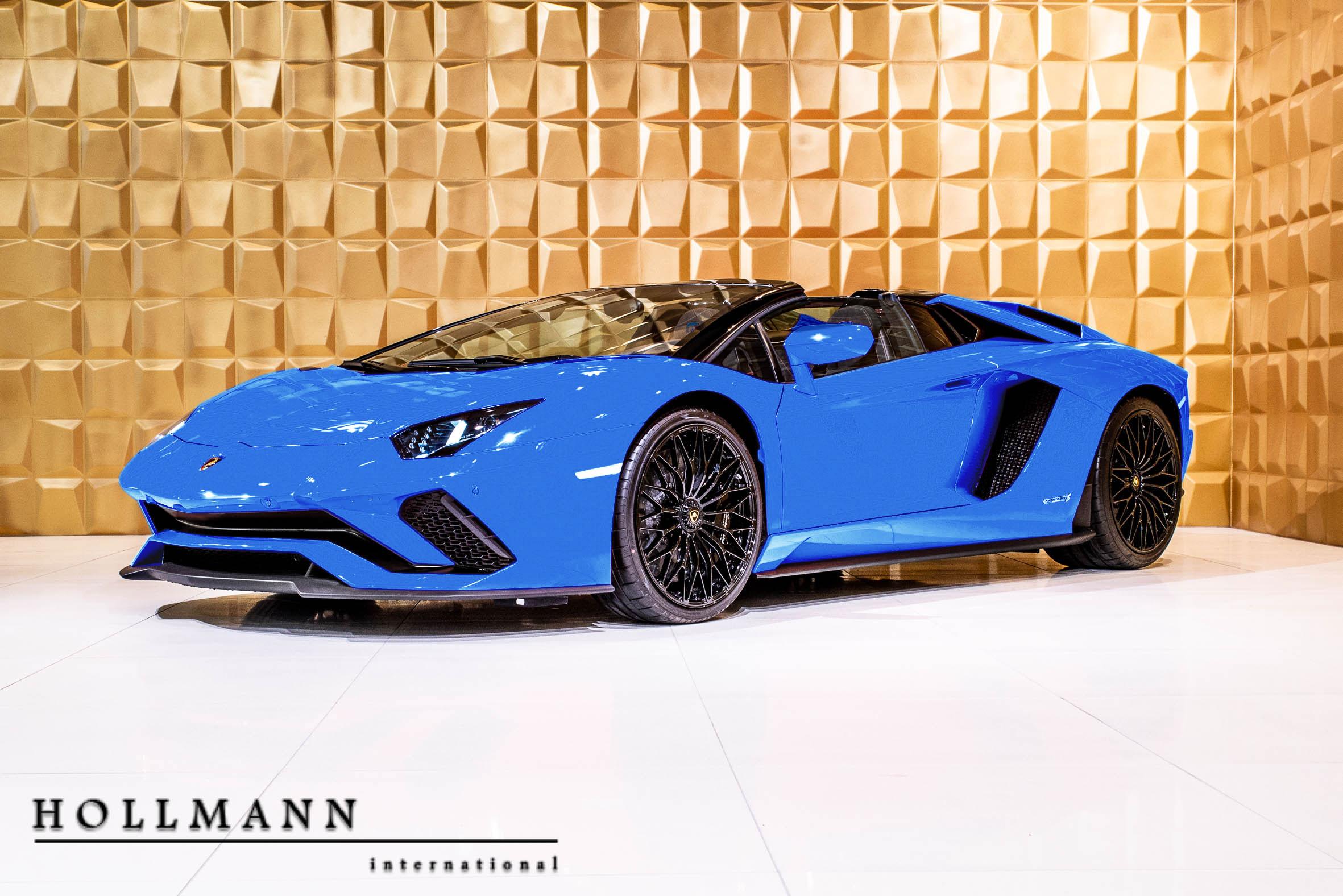 Lamborghini Aventador S Roadster Luxury Pulse Cars