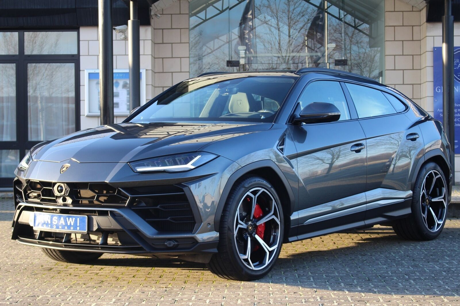 Lamborghini Urus Luxury Pulse Cars Germany For Sale