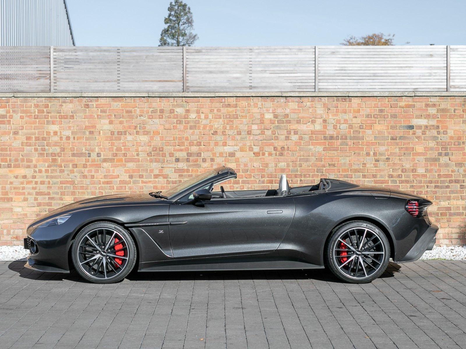 Aston Martin Vanquish Zagato Volante Luxury Pulse Cars United Kingdom For Sale On Luxurypulse