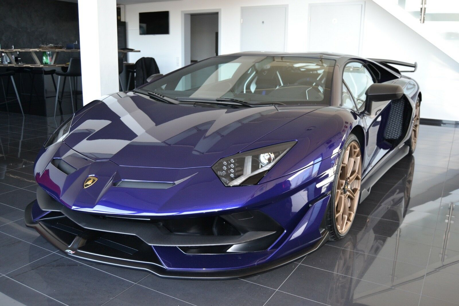 Lamborghini Aventador Svj Luxury Pulse Cars Germany For Sale