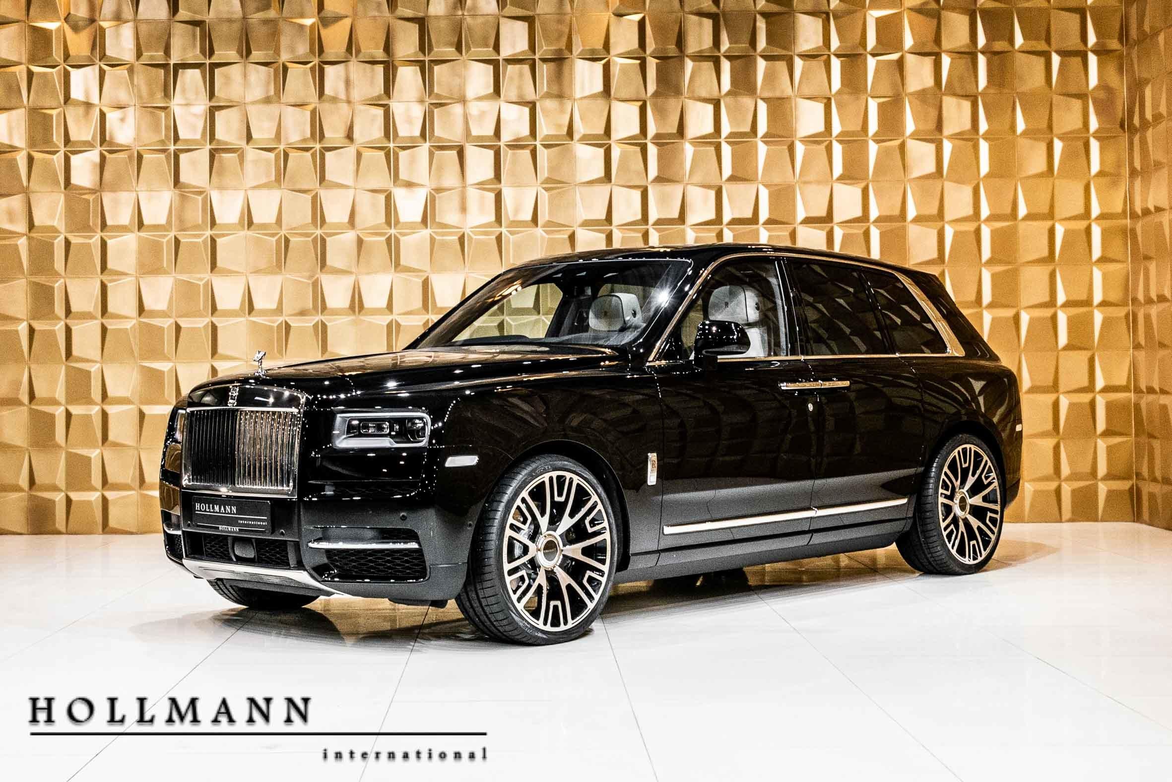 Rolls Royce Cullinan Luxury Pulse Cars Germany For