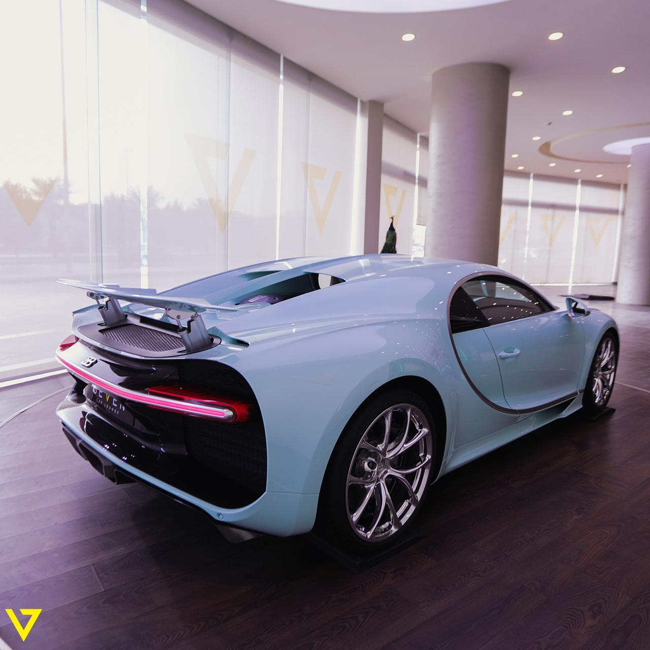 Bugatti Chiron Price: 1 OF 1 BUGATTI CHIRON