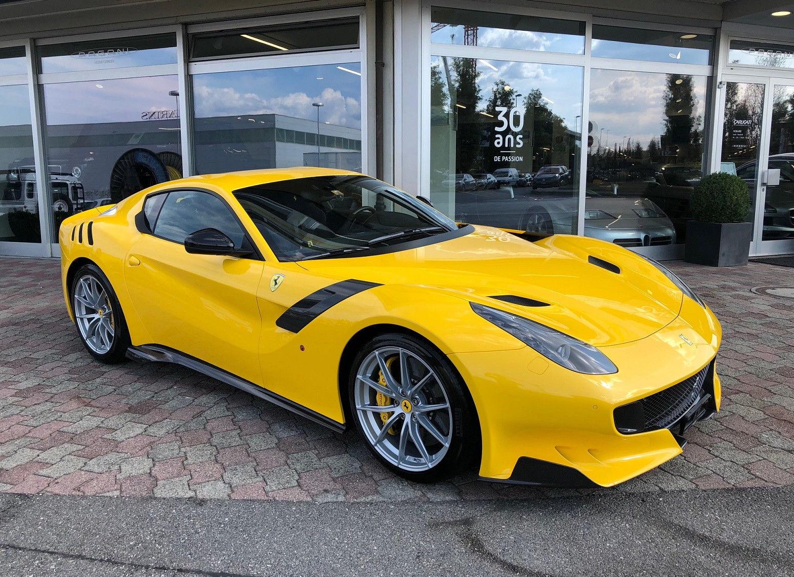 Ferrari F12 Tdf Luxury Pulse Cars Germany For Sale On Luxurypulse