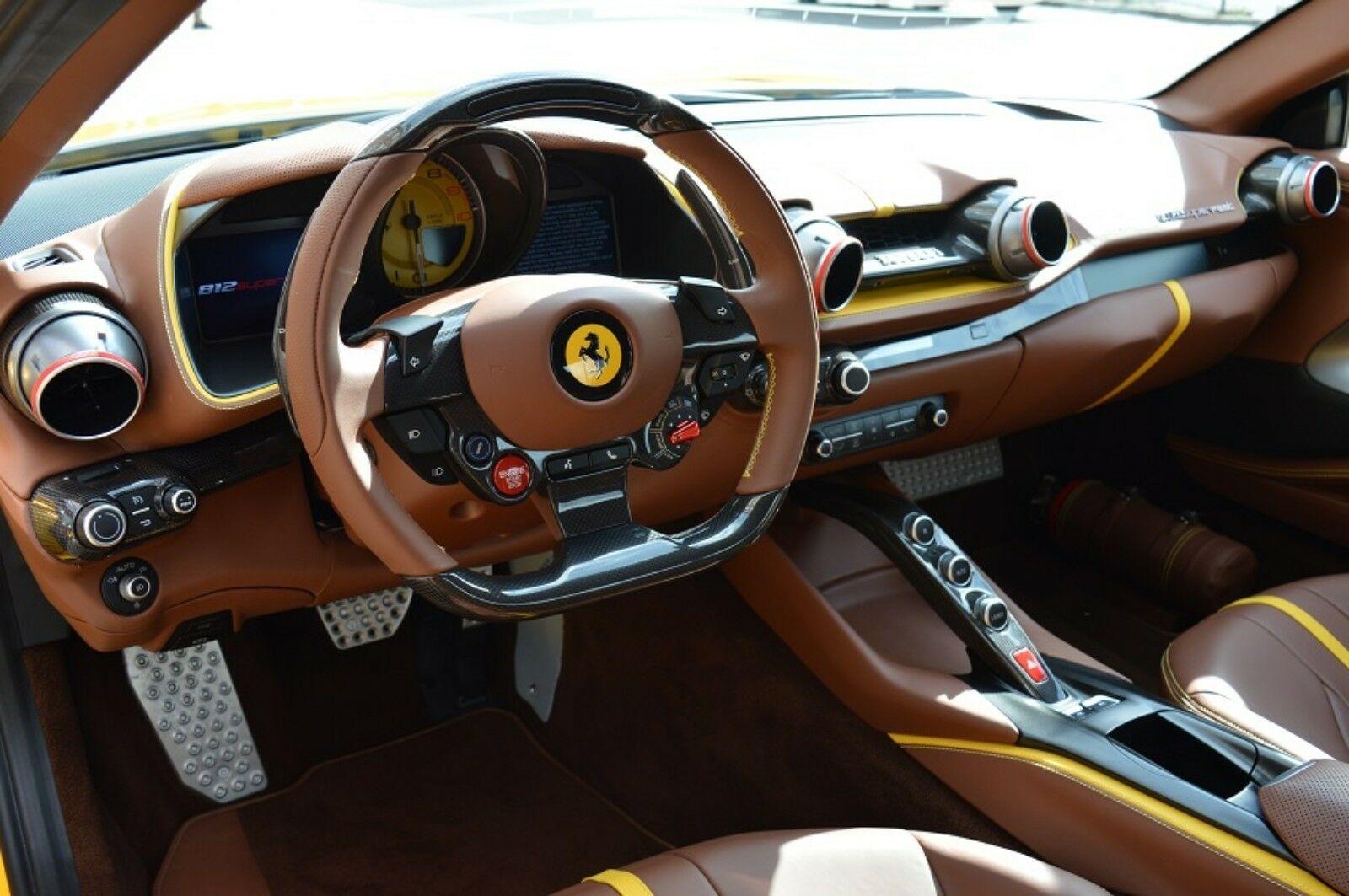 Ferrari 812 Superfast Luxury Pulse Cars United Kingdom For Sale On Luxurypulse