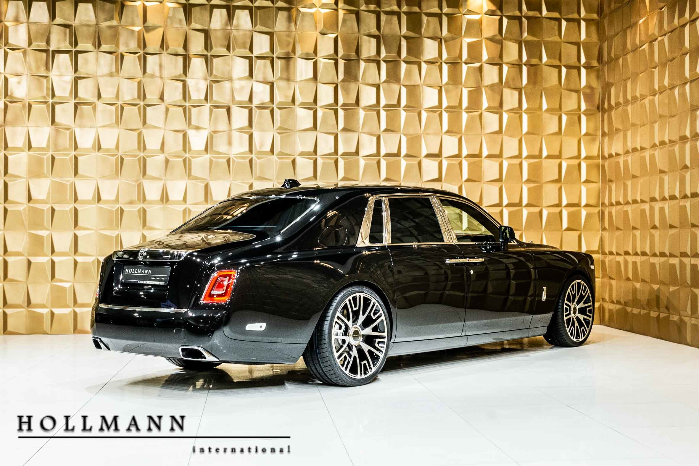 Rolls-Royce Phantom VIII MANSORY - Luxury Pulse Cars ...