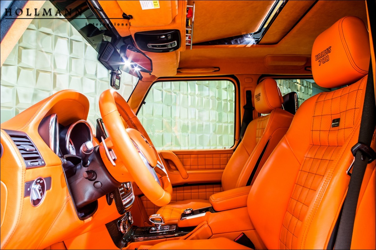Mercedes G63 6x6 Brabus 700 Luxury Pulse Cars Germany For Sale On Luxurypulse