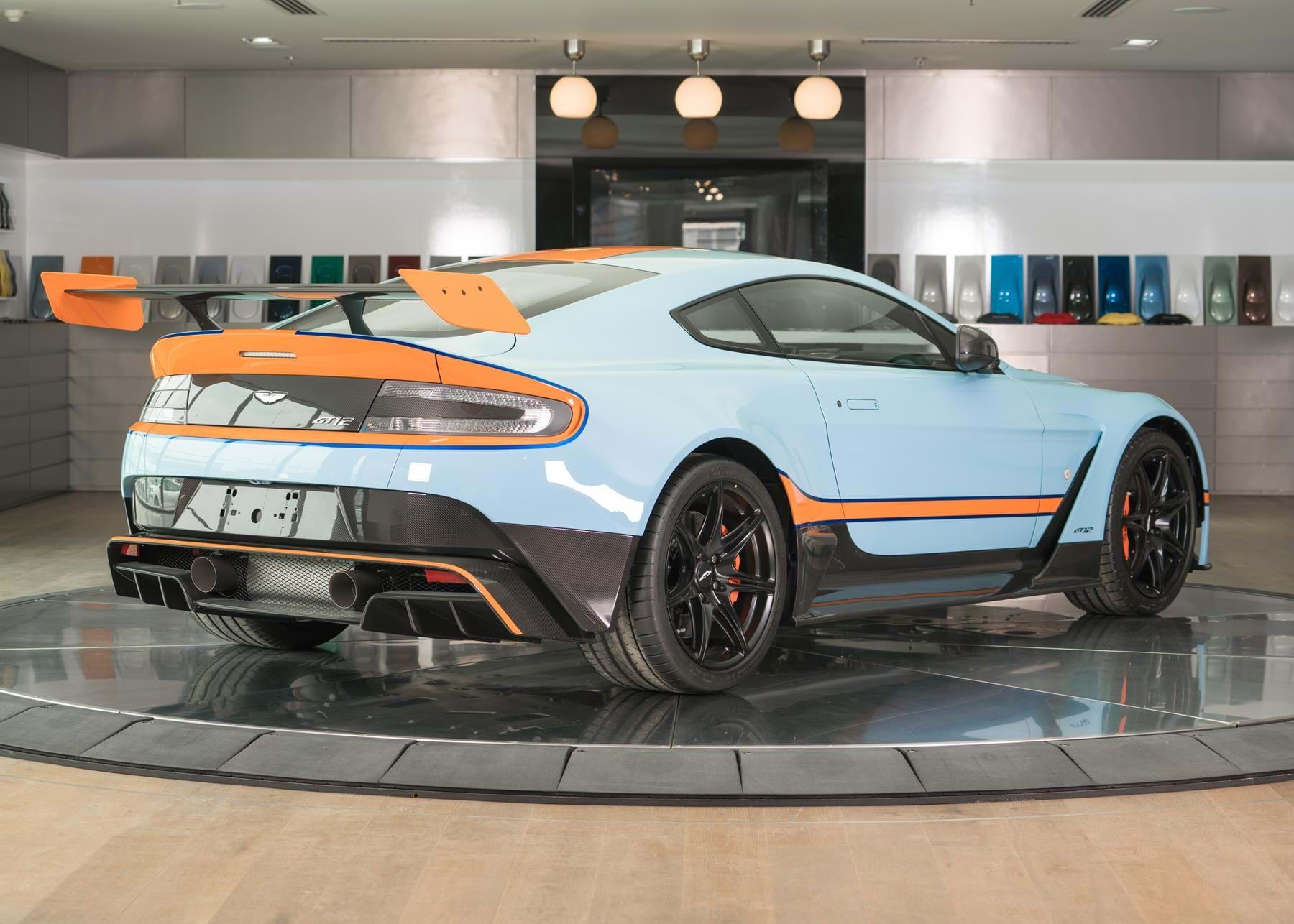 Aston Martin Gt12 Luxury Pulse Cars Swaziland For Sale On Luxurypulse