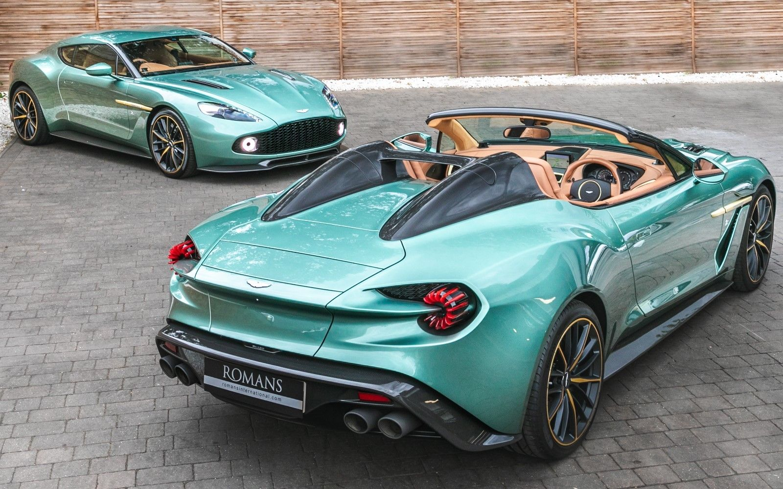 Aston Martin Vanquish Zagato Coupe Luxury Pulse Cars United Kingdom For Sale On Luxurypulse