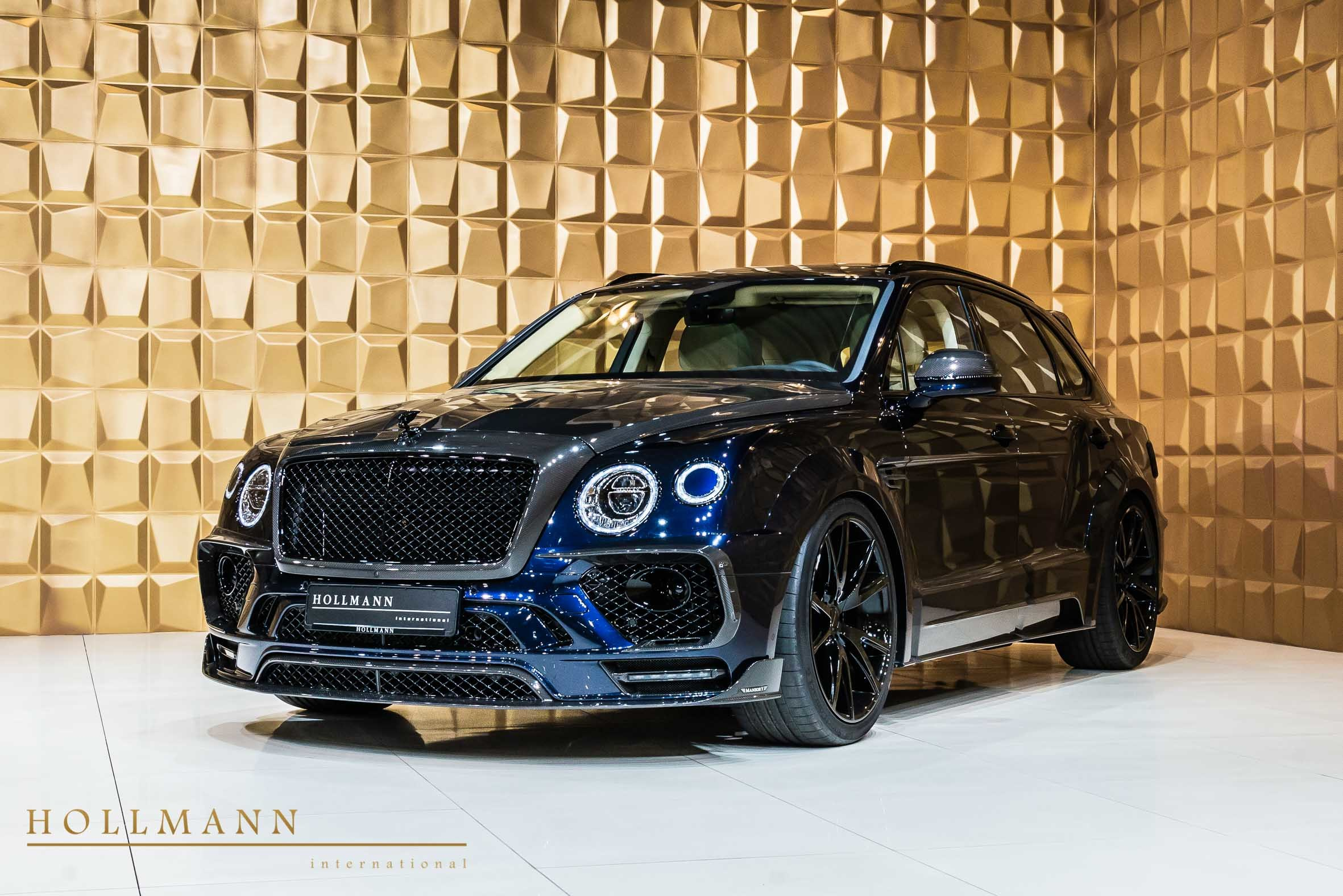 Bentley Bentayga Mansory Luxury Pulse Cars Germany For Sale On Luxurypulse