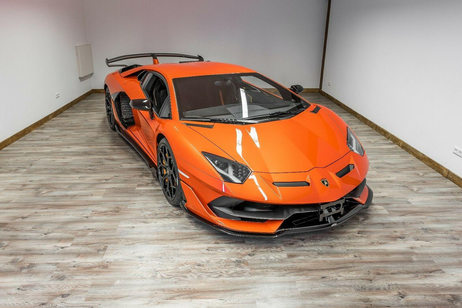 Lamborghini Aventador Svj Luxury Pulse Cars Germany For Sale On Luxurypulse