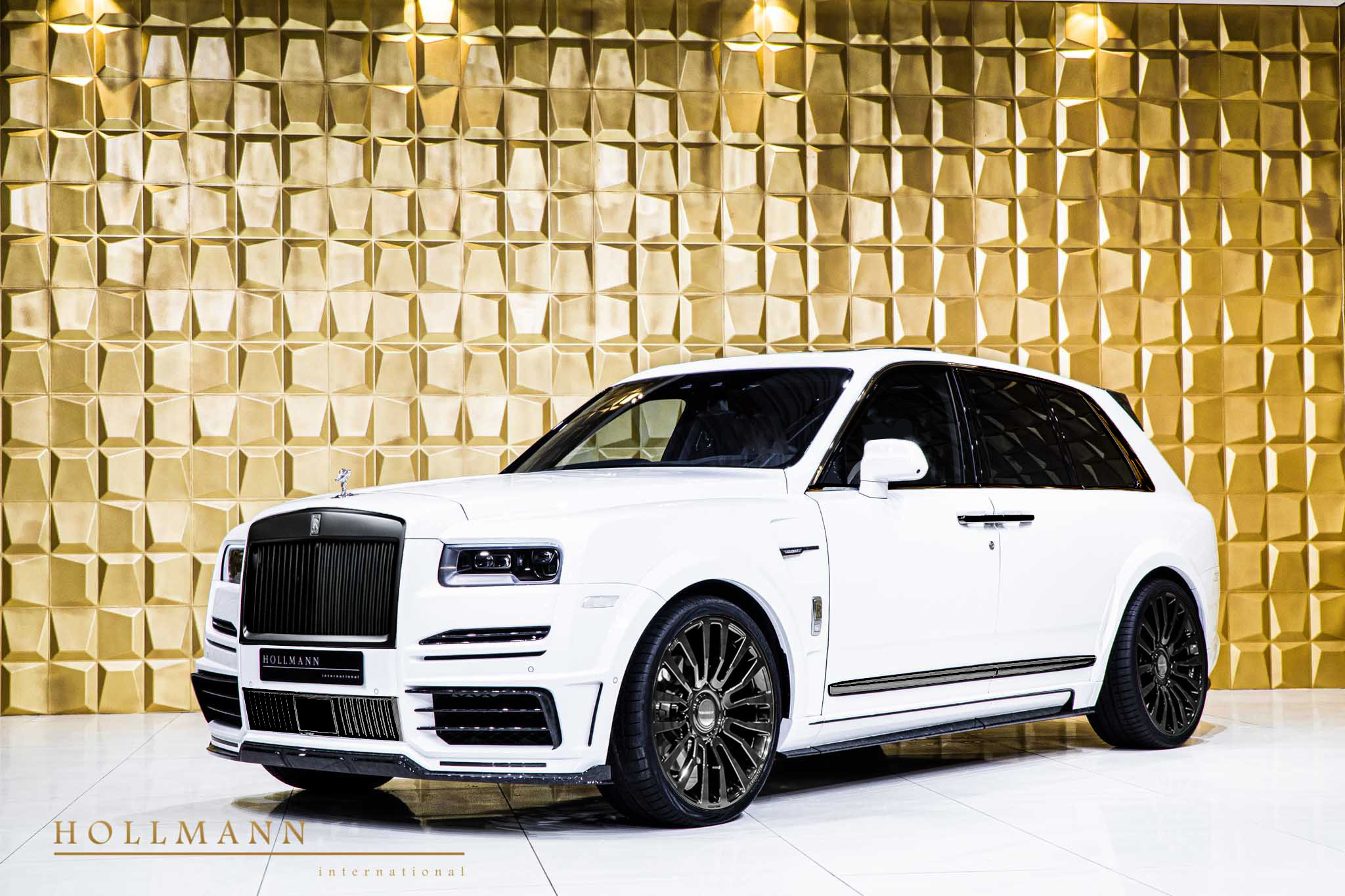 Rolls Royce Cullinan By Mansory Luxury Pulse Cars