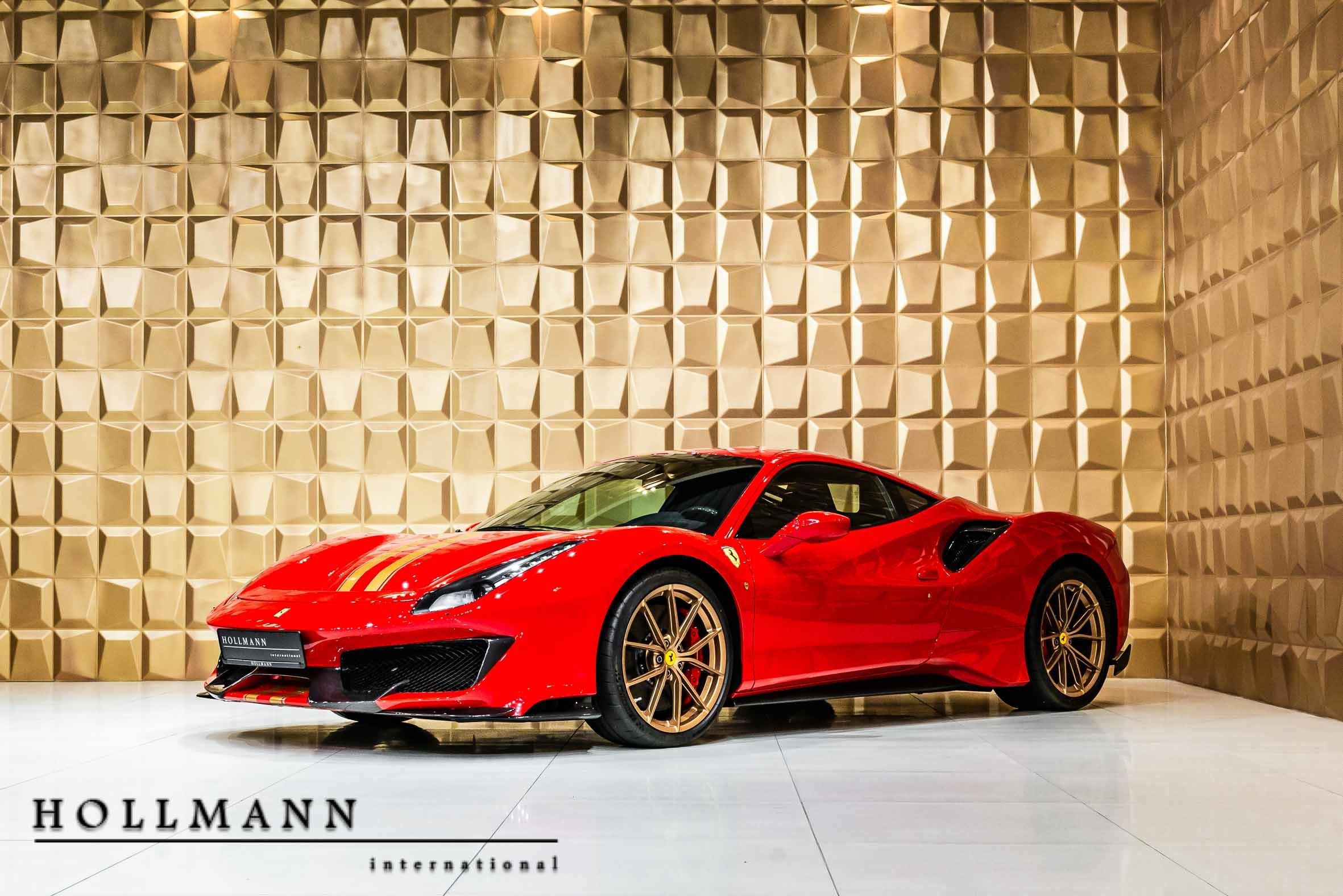 Ferrari 488 Pista Luxury Pulse Cars Germany For Sale On Luxurypulse