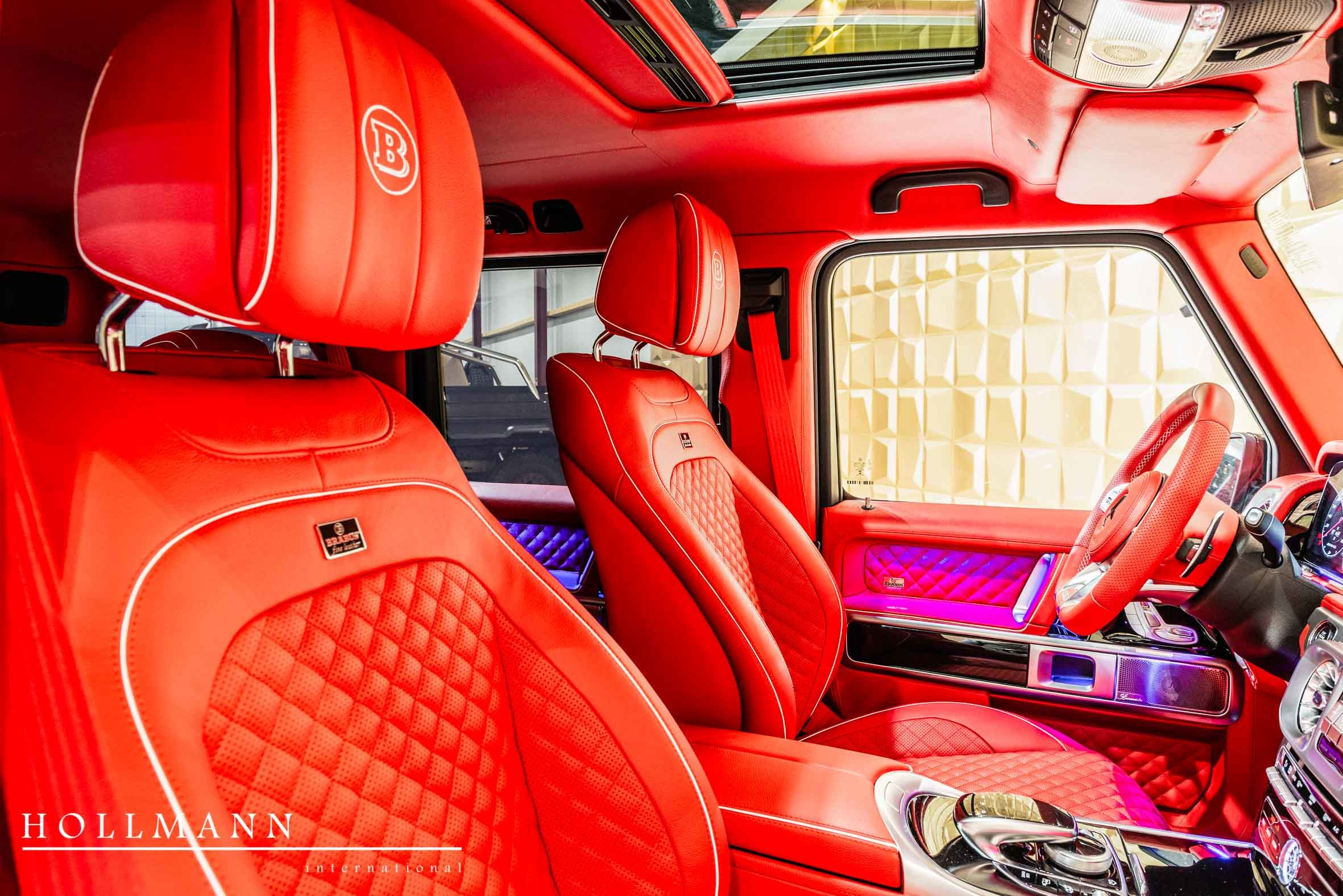 Mercedes G 63 Amg Brabus 800 Luxury Pulse Cars Germany For Sale On Luxurypulse