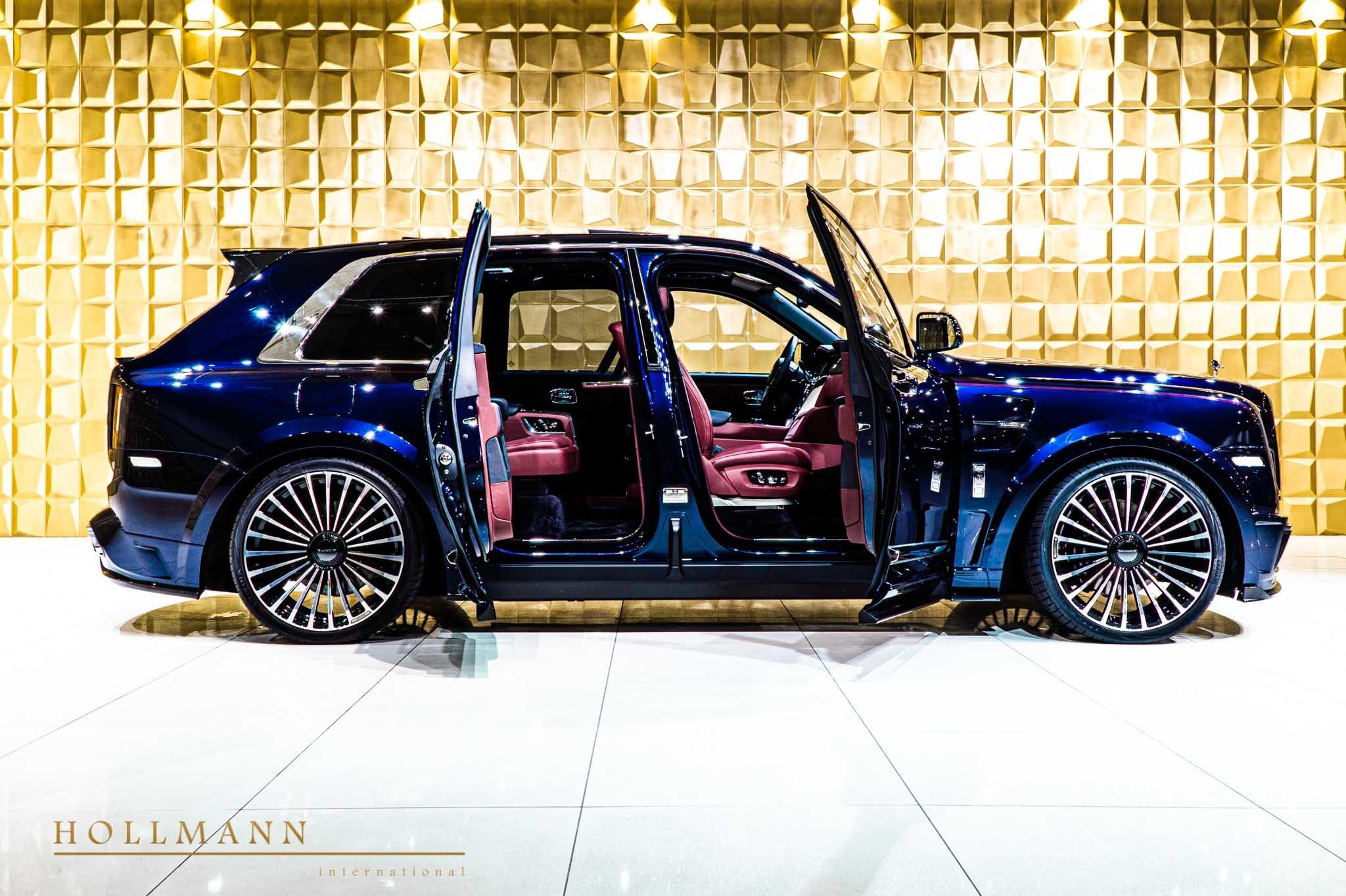 Rolls Royce Cullinan By Mansory Hollmann Luxury Pulse