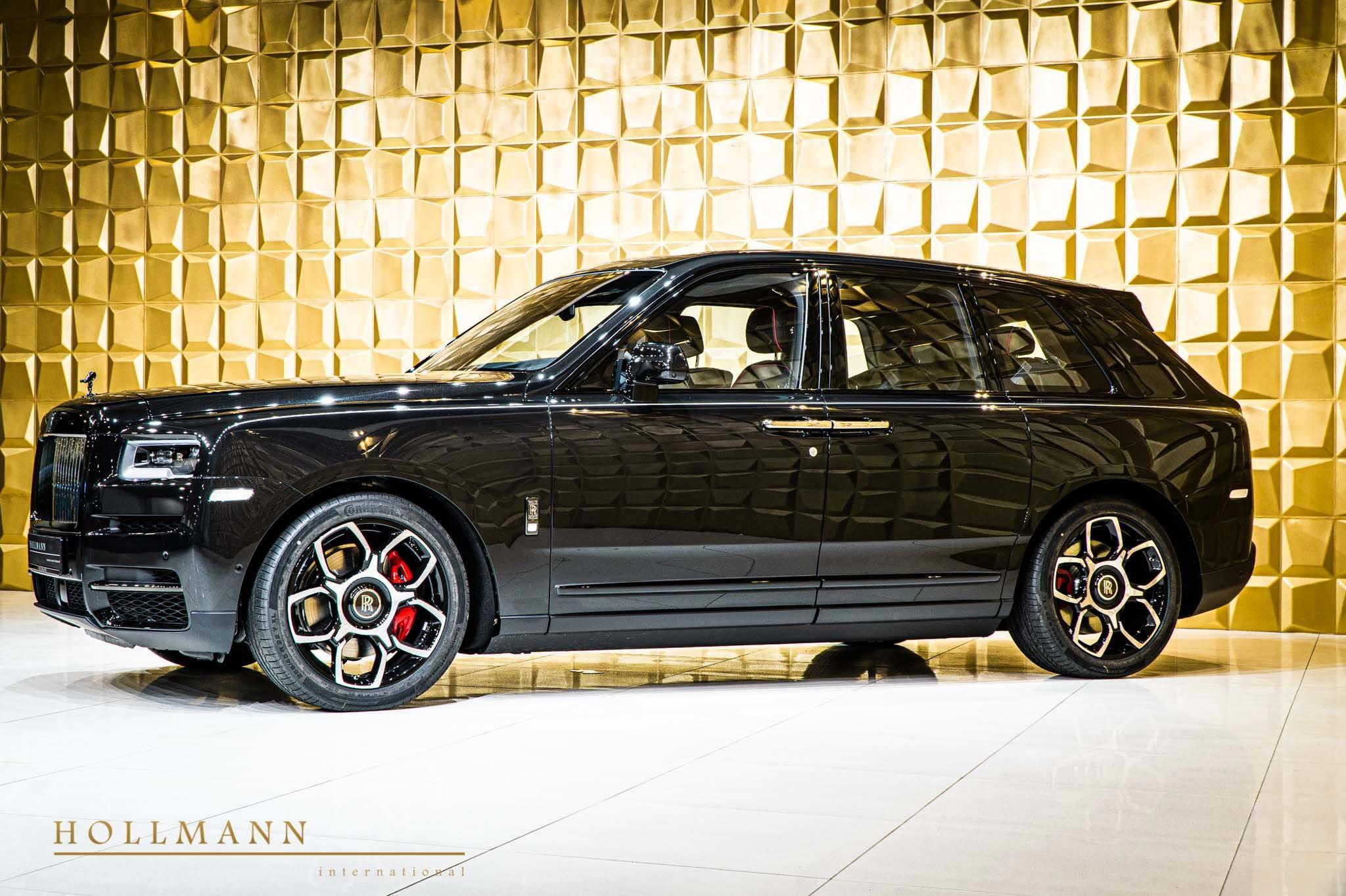 Rolls Royce Cullinan Black Badge Luxury Pulse Cars Germany For Sale On Luxurypulse