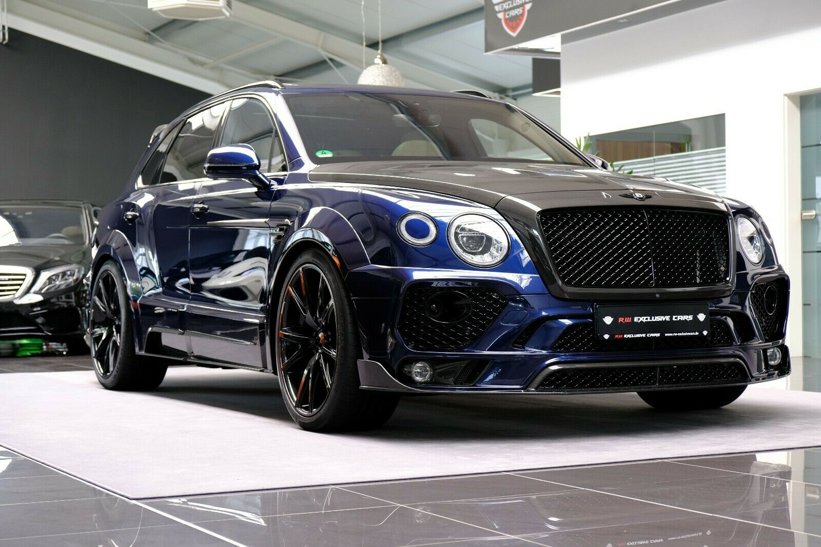 Bentley Bentayga Mansory W Body Mulliner Luxury Pulse Cars Germany For Sale On Luxurypulse