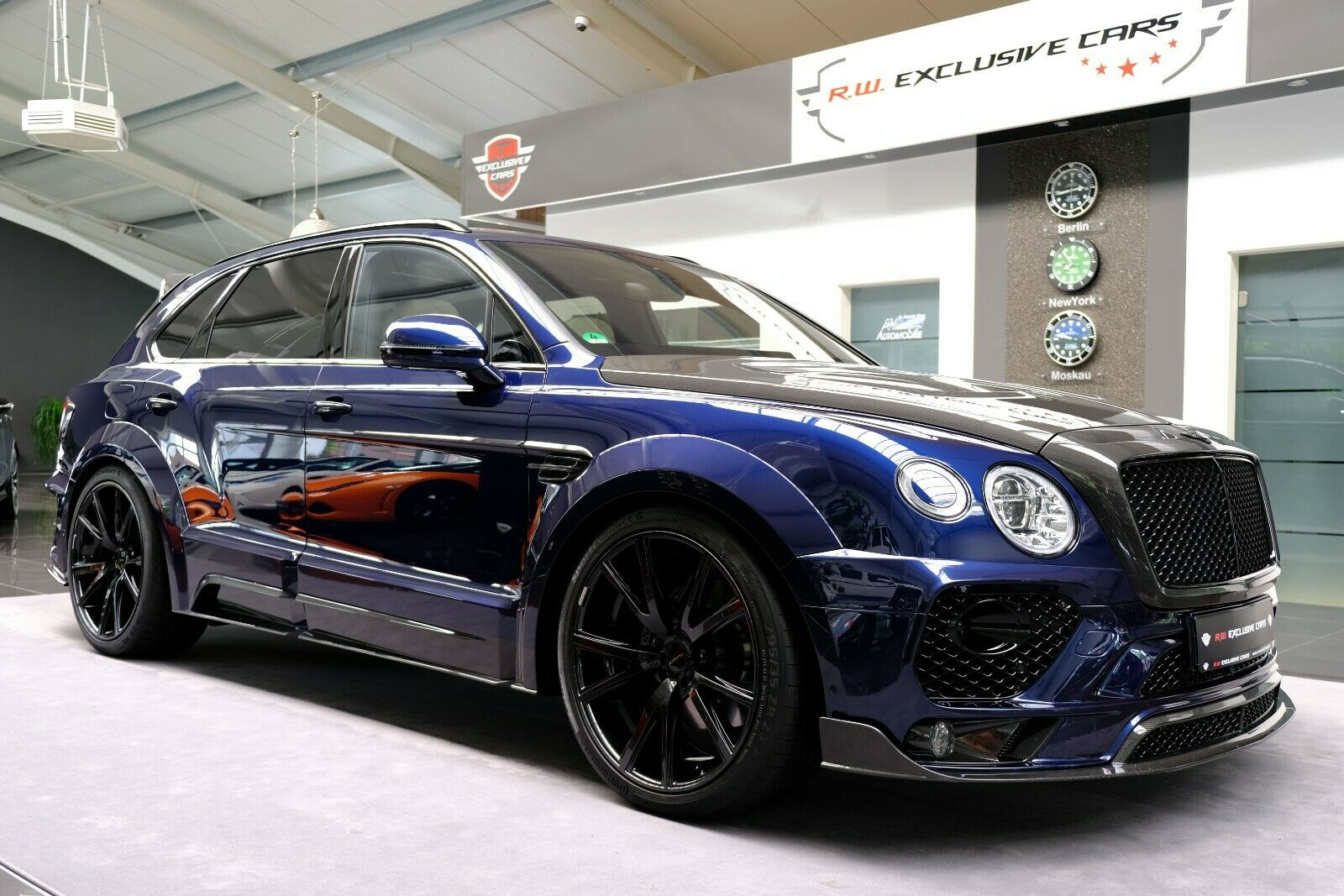 Bentley Bentayga Mansory W Body Mulliner Luxury Pulse Cars Germany For Sale On Luxurypulse