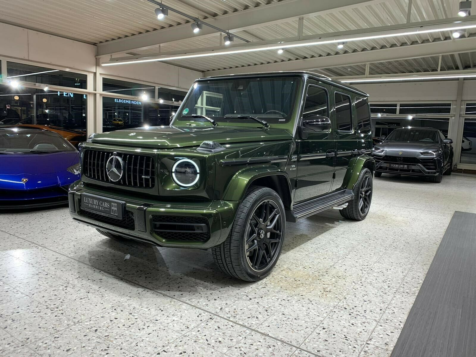Mercedes Benz G 63 Amg 2020 Luxury Pulse Cars Germany For Sale On Luxurypulse