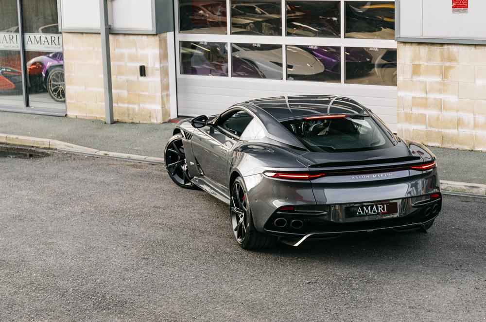 Aston Martin Dbs Superleggera Coupe Amari Lifestyle Ltd United Kingdom For Sale On Luxurypulse