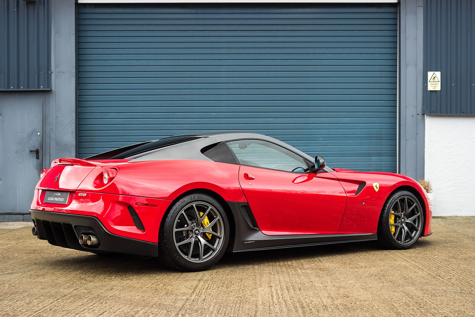 Ferrari 599 GTO - Lusso Prestige Ltd - United Kingdom ...