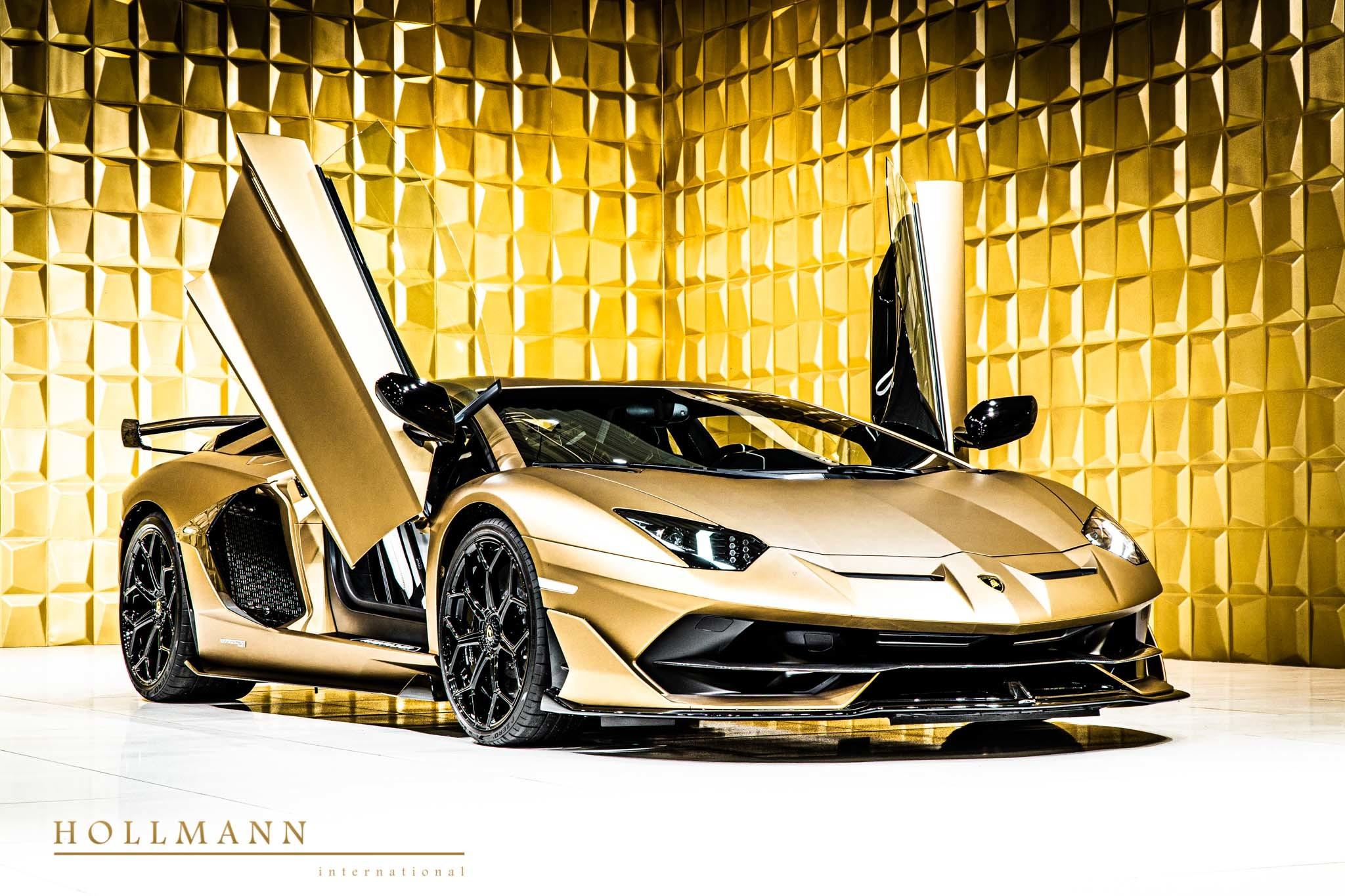 Lamborghini Aventador Svj Hollmann International Germany For Sale On Luxurypulse
