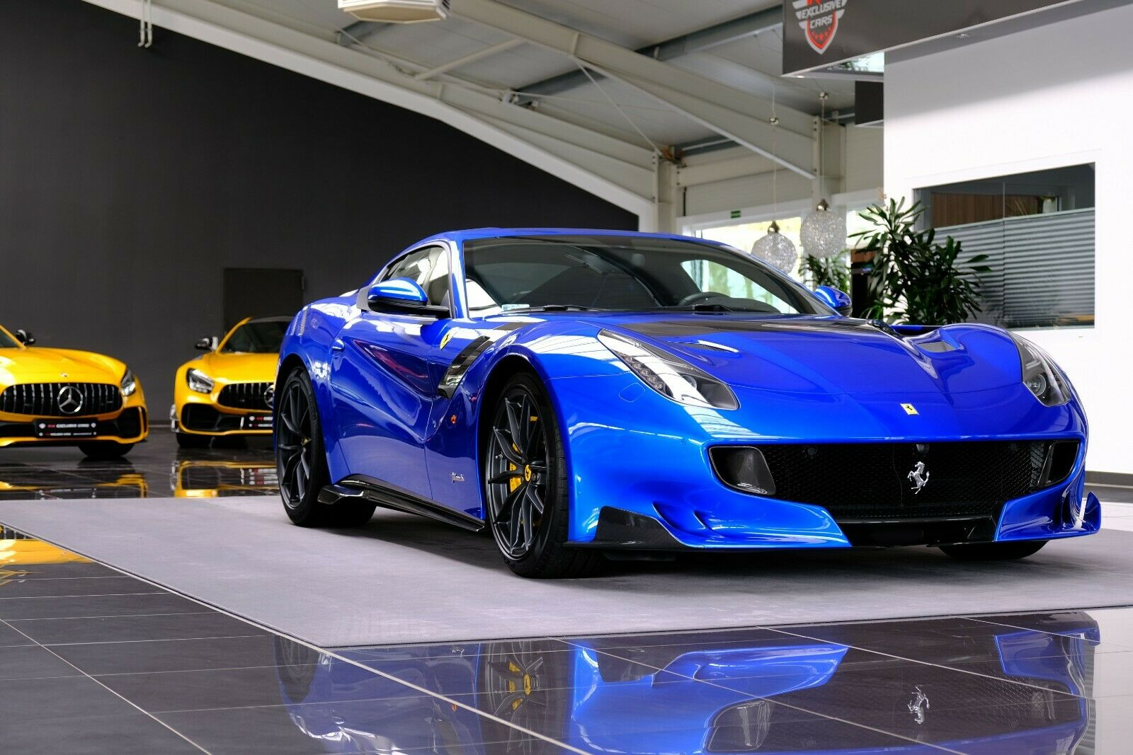 Ferrari F12 Tdf Tailor Made Limited Edition 1 Of 1 Rw Exclusive Germany For Sale On Luxurypulse