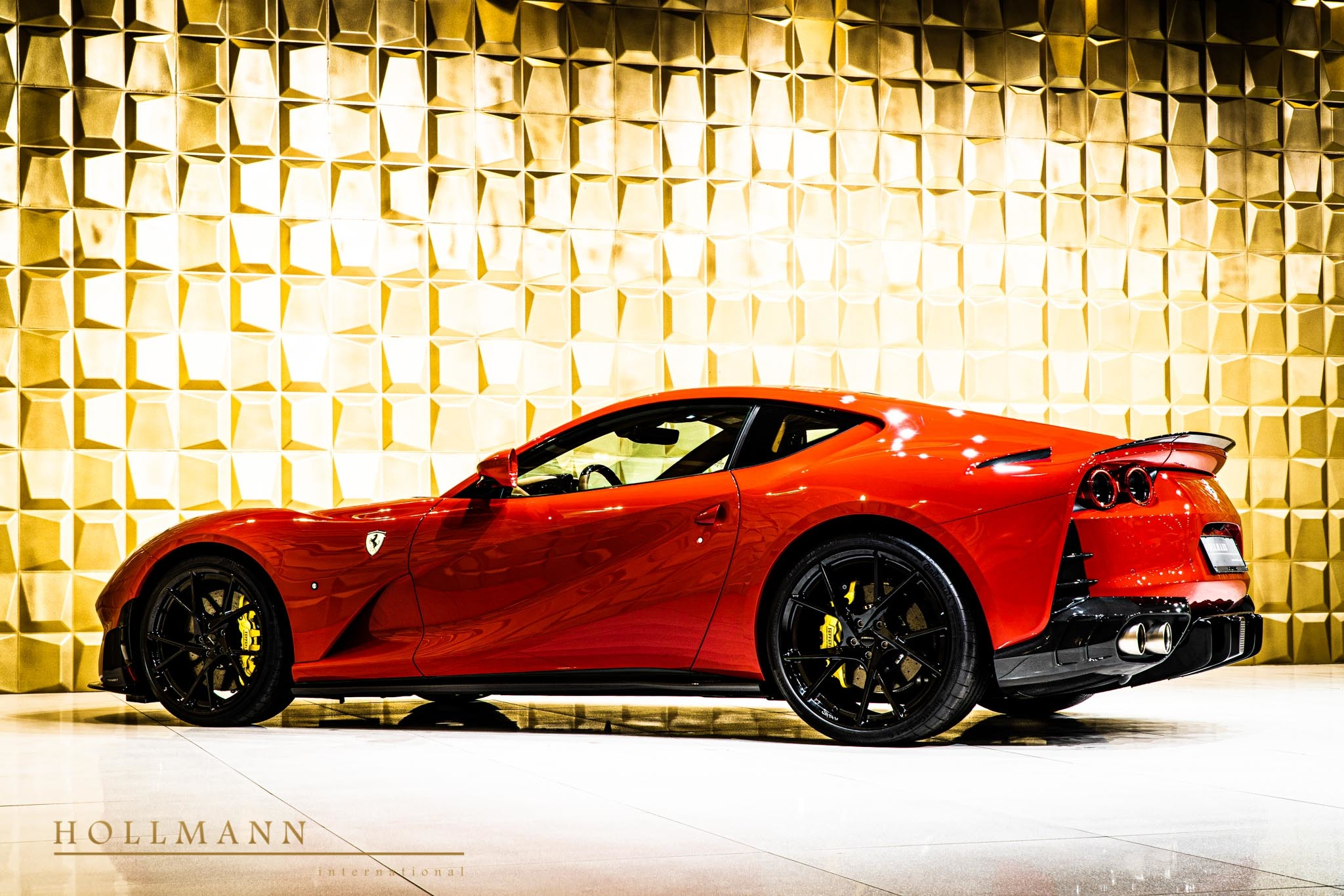 Ferrari 812 Superfast By Mansory Hollmann International Germany For Sale On Luxurypulse