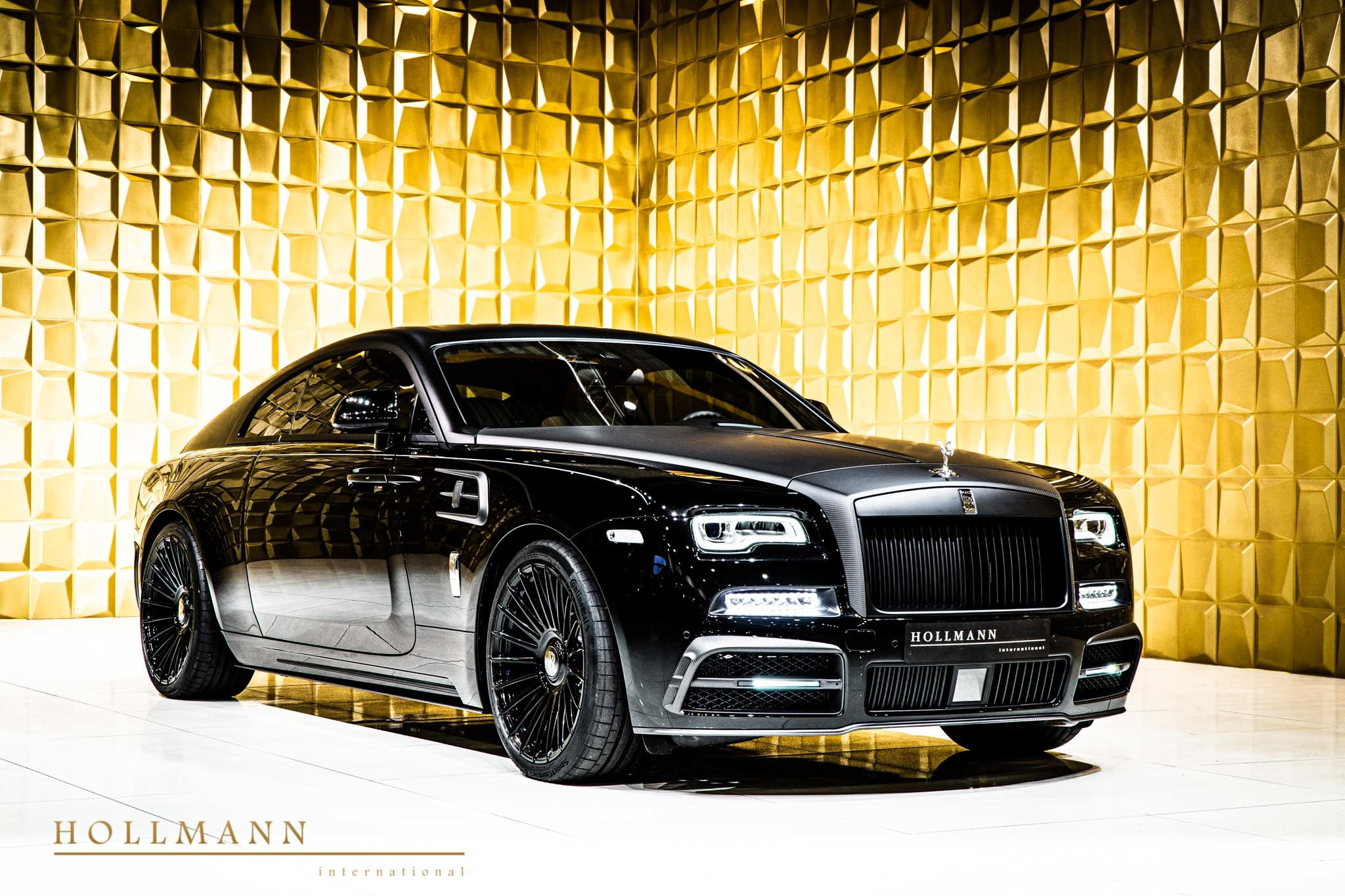 Rolls Royce Wraith By Mansory Hollmann International Germany For Sale On Luxurypulse