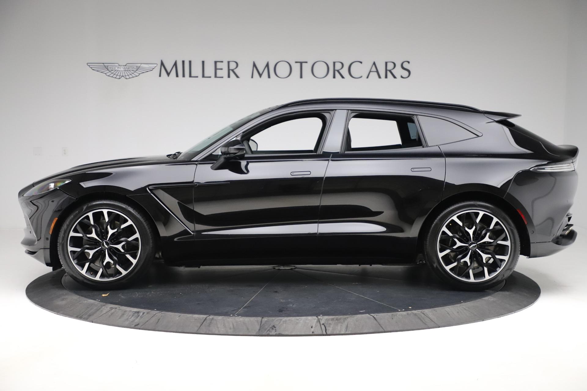 2020 Aston Martin Dbx Suv Miller Motorcars United States For Sale On Luxurypulse
