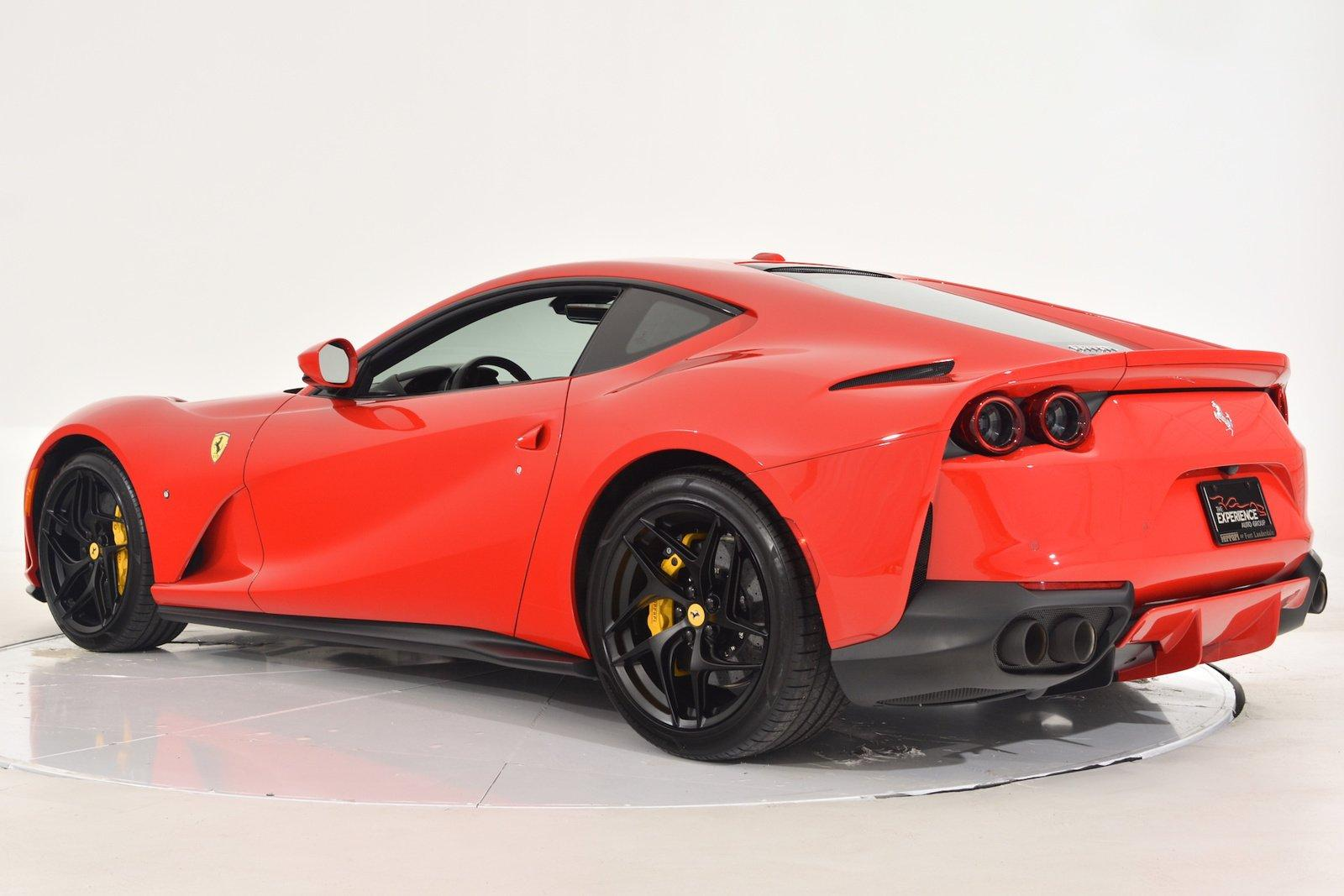 2020 ferrari 812 superfast - ferrari of fort lauderdale - united states