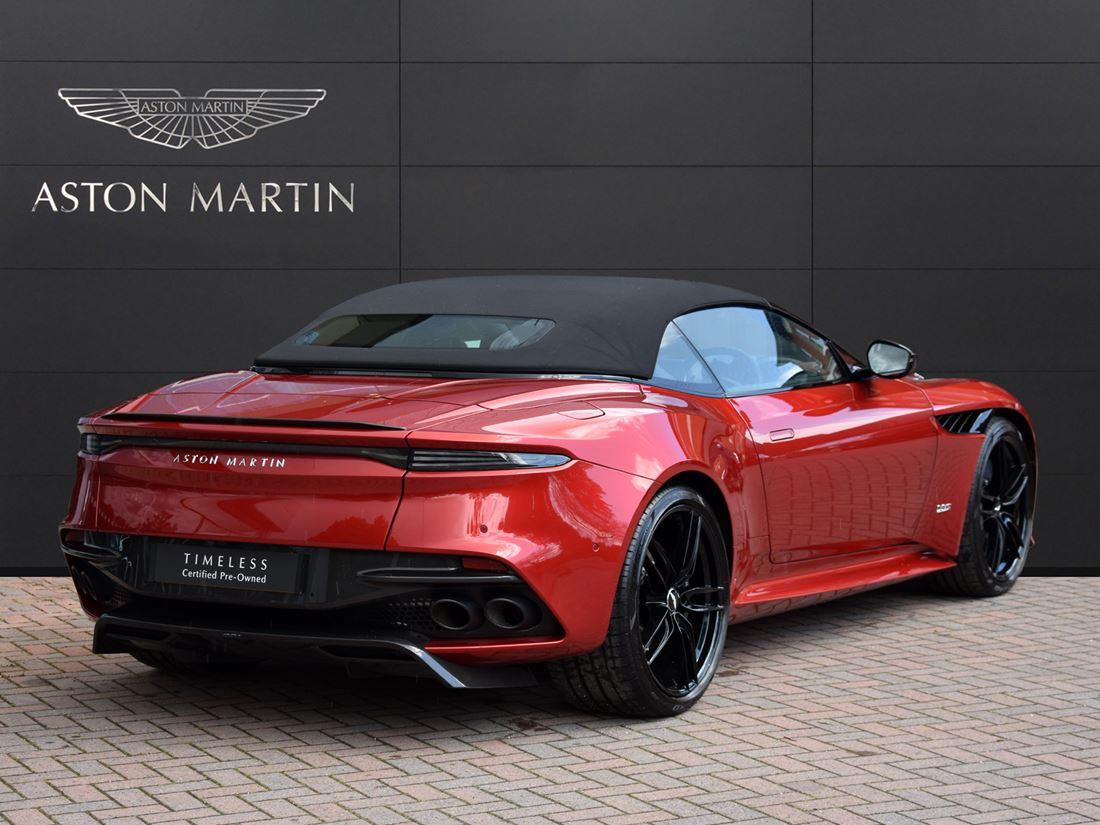 For Sale Aston Martin Dbs Superleggera Volante H R Owen United Kingdom For Sale On Luxurypulse