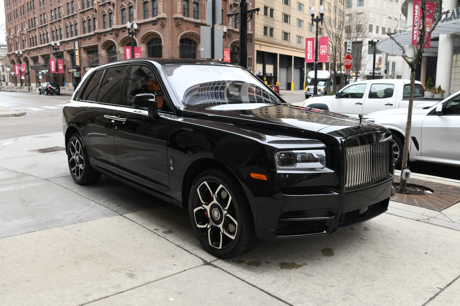 For Sale 2020 Rolls Royce Cullinan Black Badge Chicago Exotic Car Dealer United States For Sale On Luxurypulse
