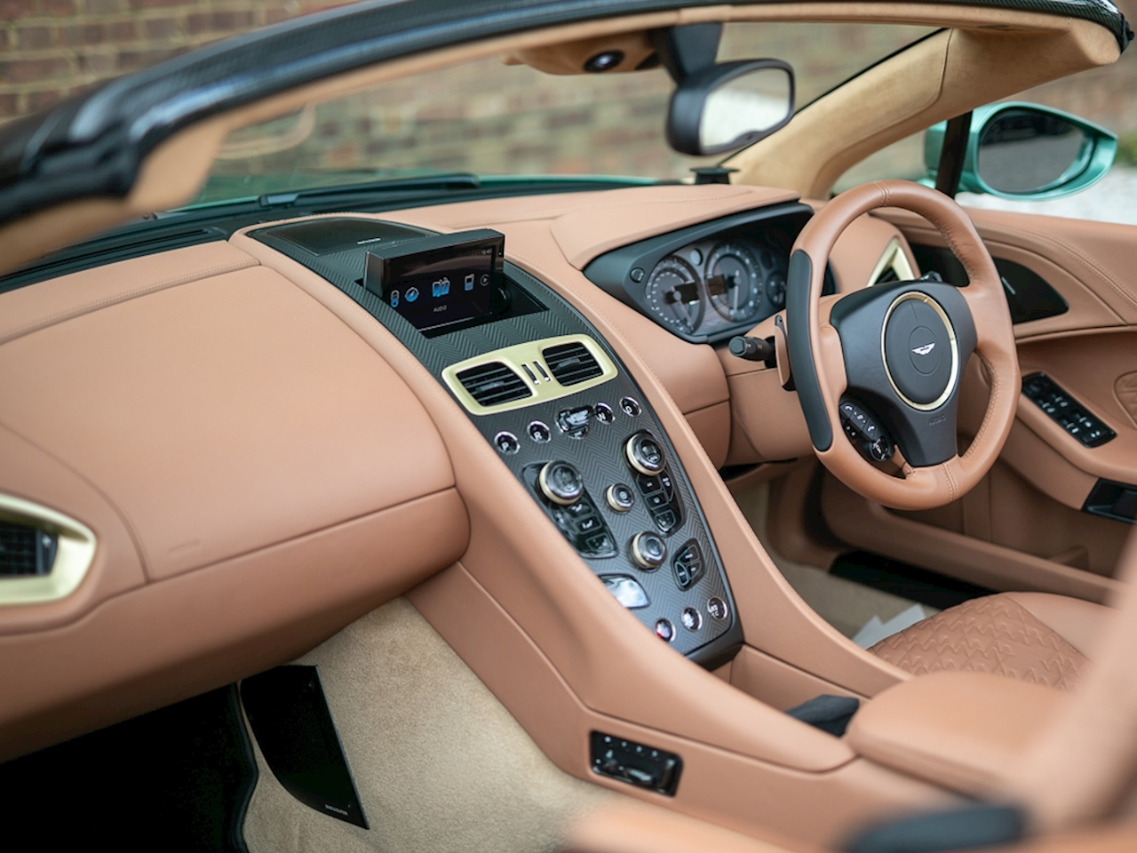 Aston Martin Vanquish Zagato Speedster Romans International United States For Sale On Luxurypulse