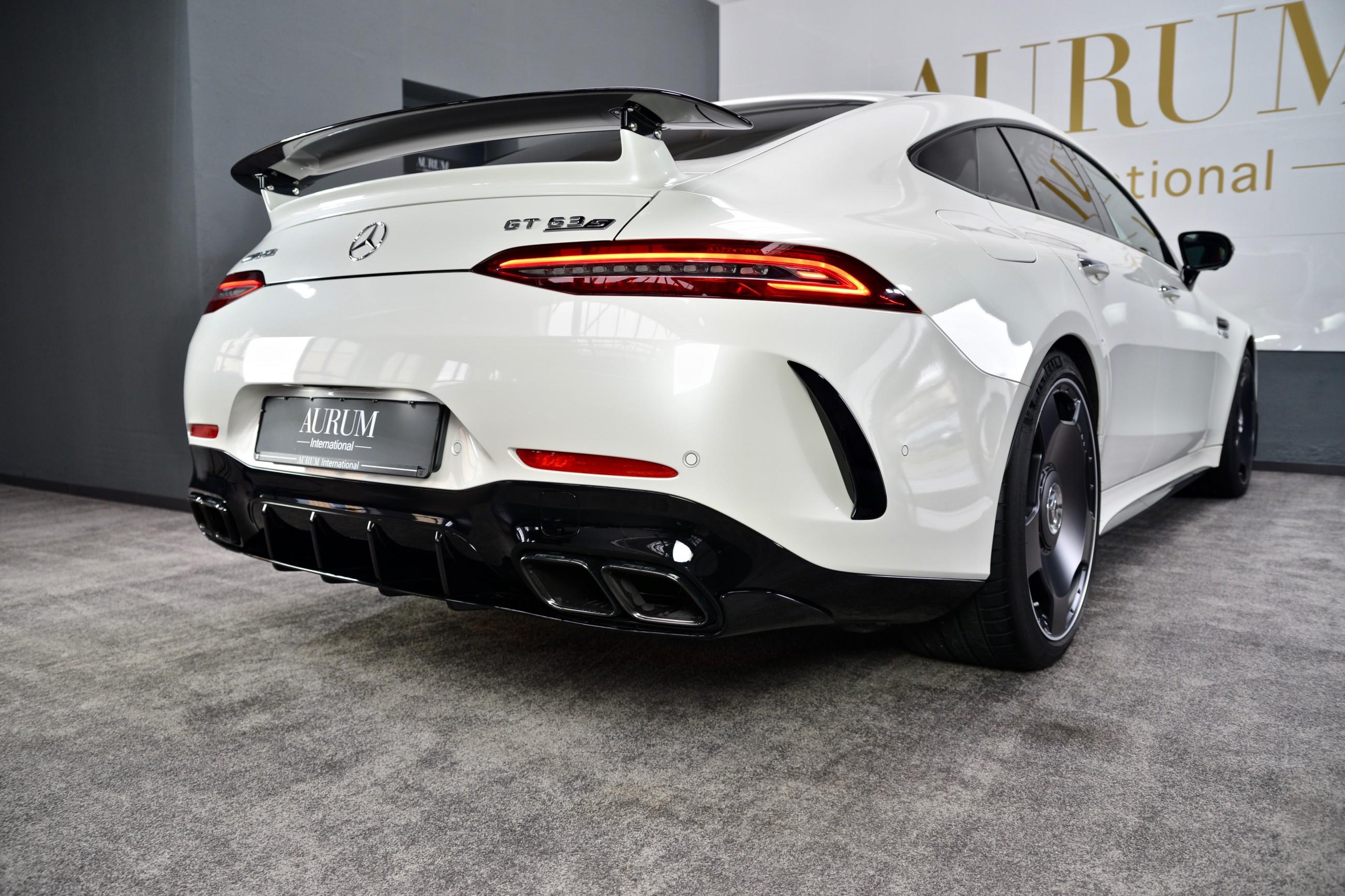 Mercedes-Benz AMG GT 63 S 4MATIC - AURUM International ...