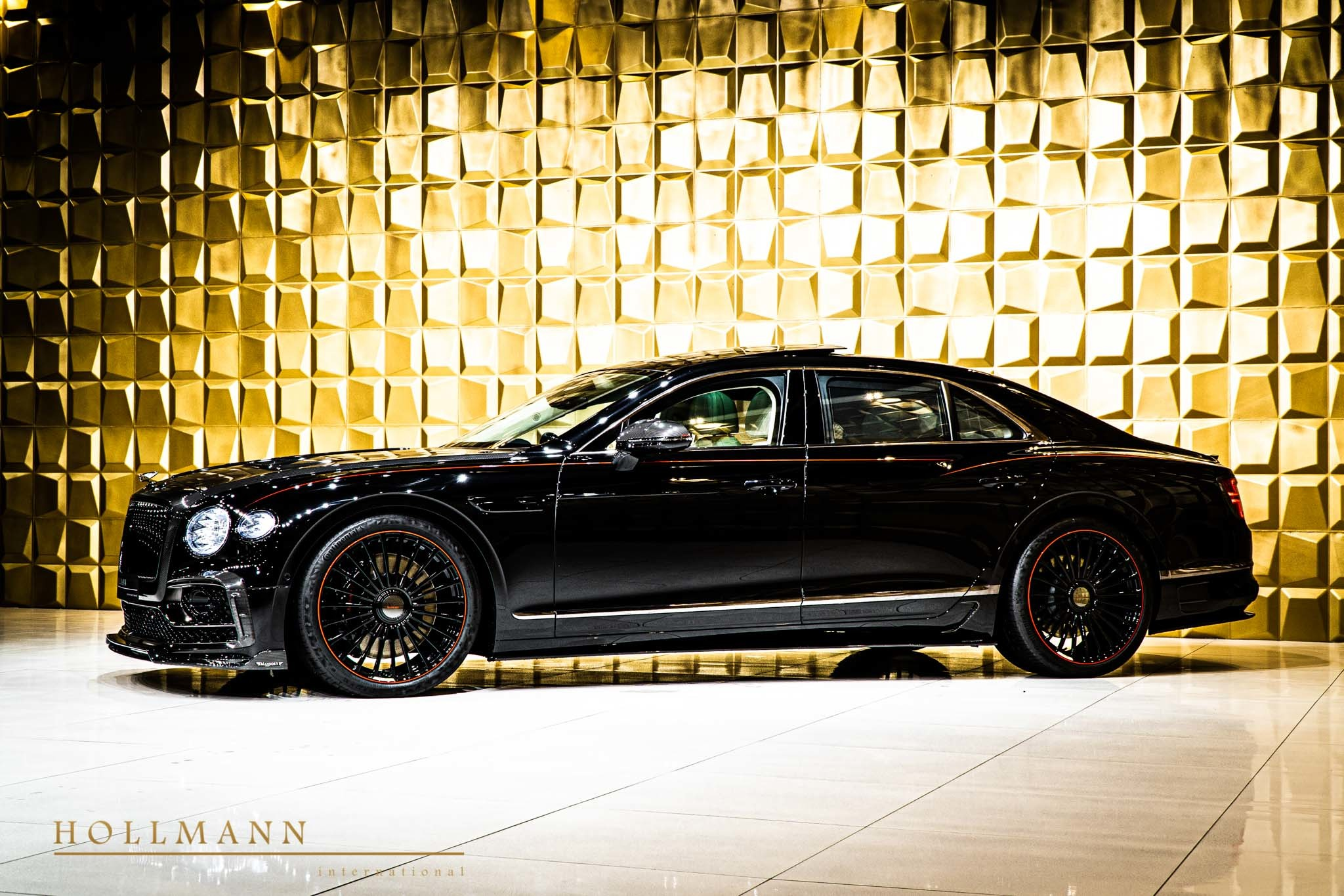 Bentley Flying Spur First Edition By Mansory Hollmann International Germany For Sale On Luxurypulse