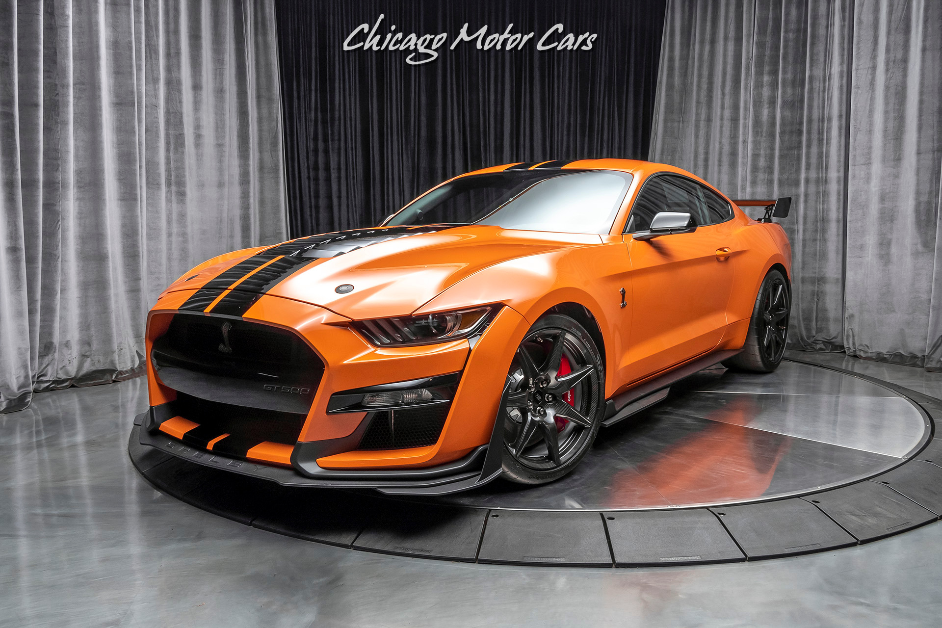 2020 ford mustang shelby gt500 - chicago motor cars