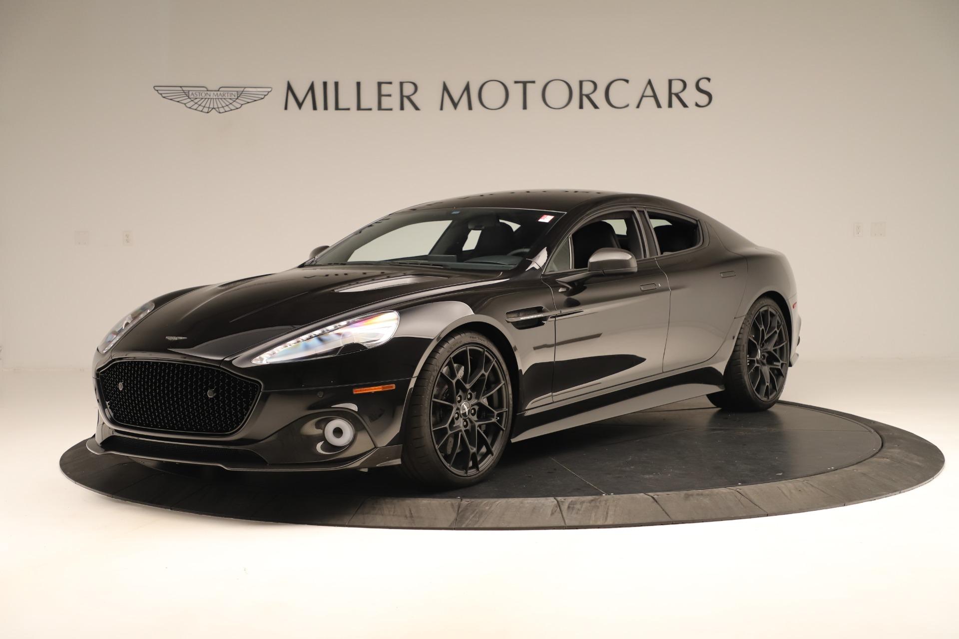 2019 Aston Martin Rapide V12 Amr Miller Motorcars United States For Sale On Luxurypulse