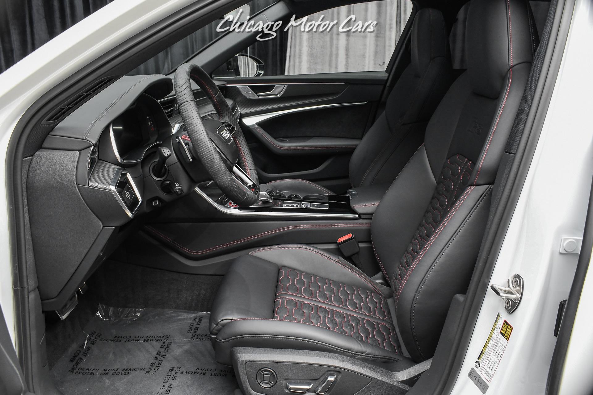 2021 Audi RS6 4.0T Quattro Avant Hatchback - Chicago Motor ...